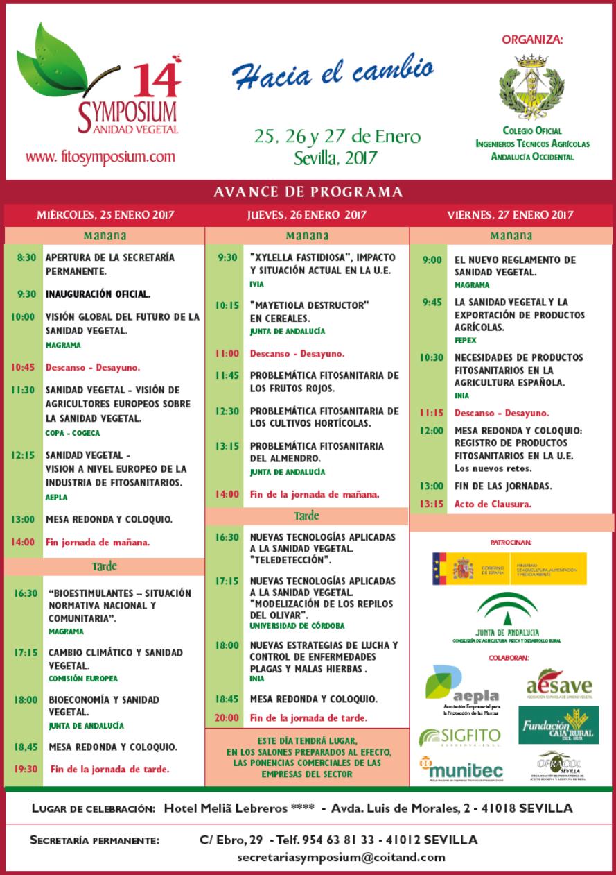 symposio sanidad vegetal