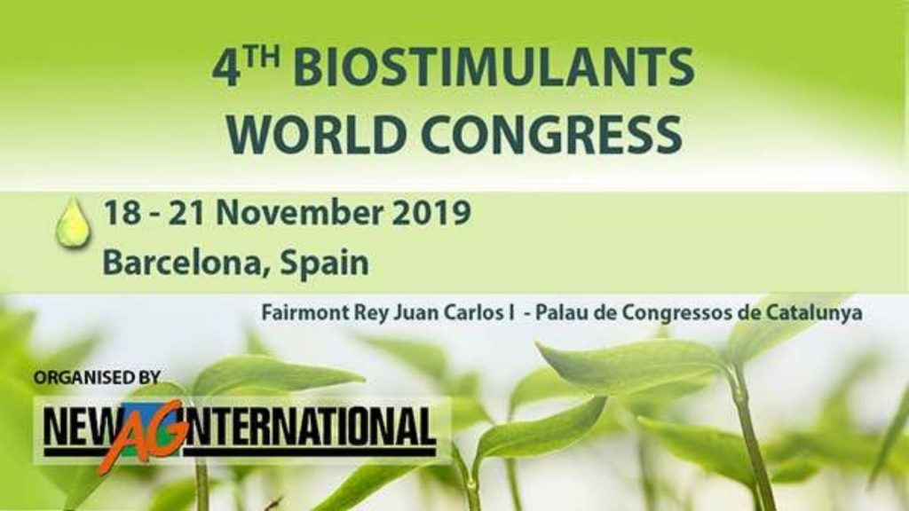 BIOSTIMULANTS WORLD CONGRESS