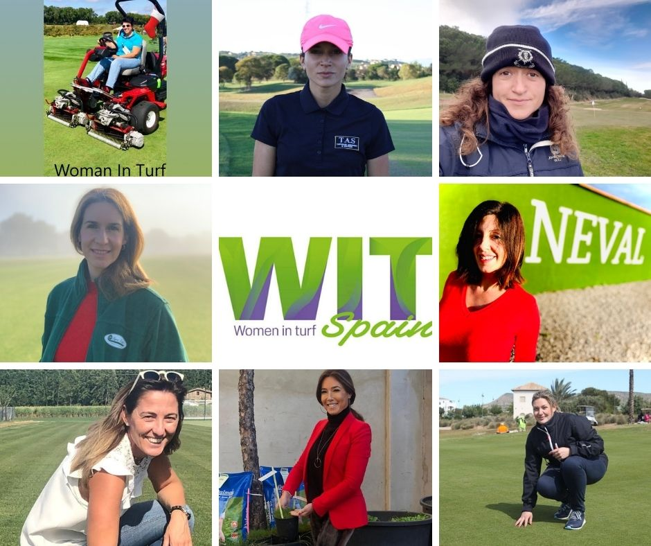 WIT-WOMEN IN TURF SPAIN. MUJERES CÉSPEDES DEPORTIVOS