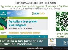 JORNADAS AGRICULTURA PRECISIÓN. 2021 WEBINAR JORNADAS TÉCNICAS